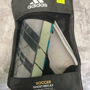 Adidas Ghost Reflex Shin Guards Youth S Soccer.